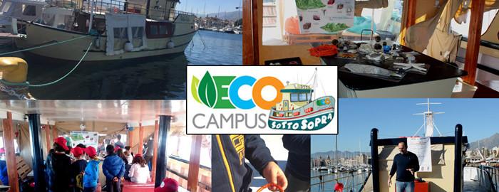 peschereccio_ Ecocampus Sotto Sopra
